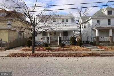 Millville Single Family Home For Sale: 802 N 3rd Street