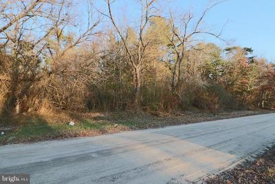 Vineland Residential Lots & Land For Sale: Folson Jerome