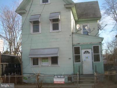 Millville Single Family Home For Sale: 533 N 5th Street