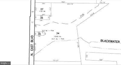 Vineland Residential Lots & Land For Sale: 2045 N East Blvd