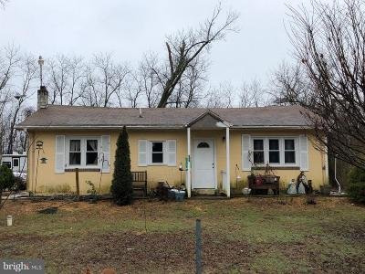 Cumberland County Single Family Home For Sale: 609 Fordville Road