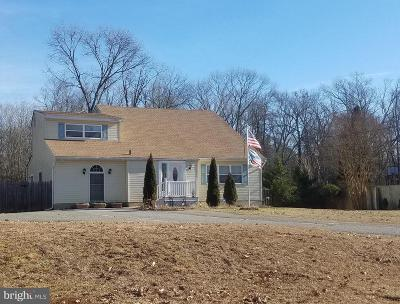 Cumberland County Single Family Home Under Contract: 1643 Mosswood