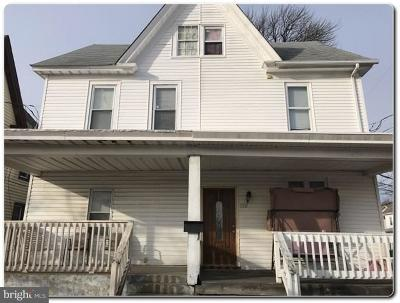 Millville Multi Family Home For Sale: 716 N High Street