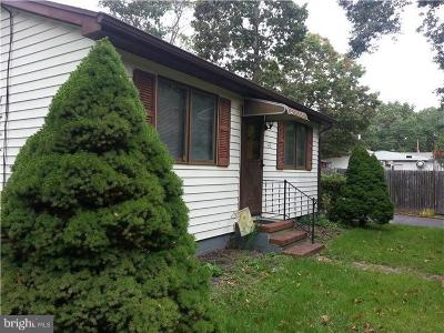 Millville Single Family Home For Sale: 213 Robin Road