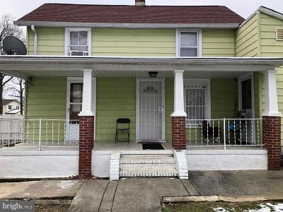 Vineland Single Family Home For Sale: 334 Almond