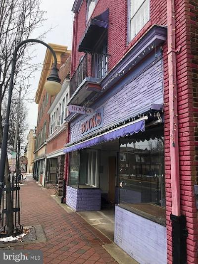Millville Commercial For Sale: 210 N High Street