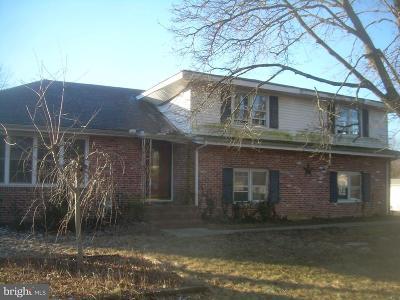 Vineland Single Family Home For Sale: 1213 E Wheat Road