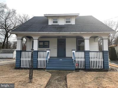 Millville Single Family Home For Sale: 1205 E Main Street