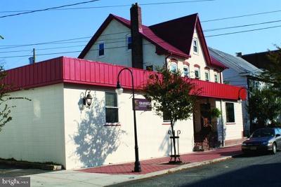Millville Commercial For Sale: 16 E Pine Street