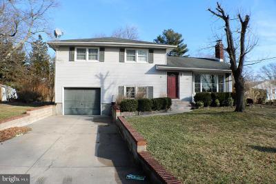 Vineland Single Family Home For Sale: 1289 S Harding Rd.