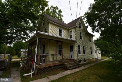 Millville Single Family Home For Sale: 1328 Canal Street