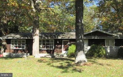Millville Single Family Home For Auction: 2424 Shelburn Road