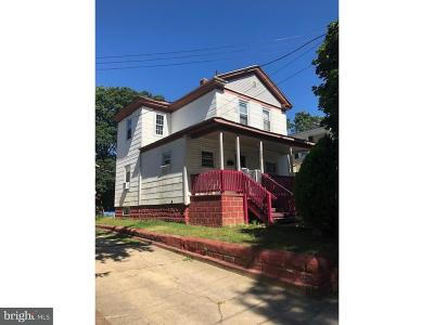 Vineland Multi Family Home For Sale: 506 N 4th Street