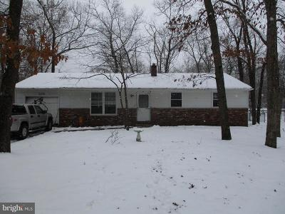 Millville Single Family Home For Sale: 2225 E Main Street
