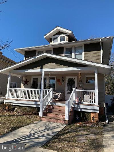 Vineland Single Family Home For Sale: 24 Myrtle