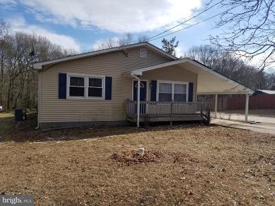 Bridgeton Single Family Home For Sale: 59 Fairton Gouldtown Road