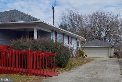 Vineland Single Family Home For Sale: 751 6th Street S