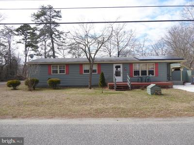 Millville Single Family Home For Sale: 237 Cherry Road