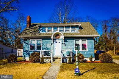 Vineland Single Family Home For Sale: 1374 Samuel
