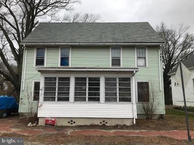 Millville Single Family Home For Sale: 30 Broadway Street