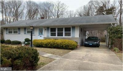 Cumberland County Single Family Home For Sale: 3124 Daldon Ln
