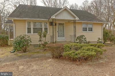 Vineland Single Family Home For Sale: 1181 W Sherman Avenue