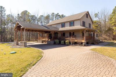 Cumberland County Single Family Home For Sale: 375 Rosenhayn