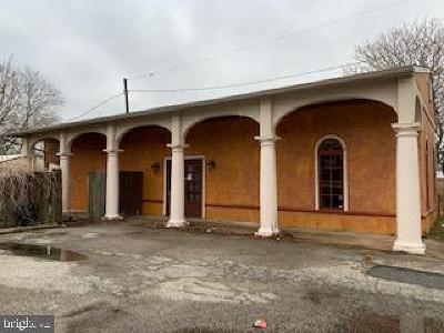Millville Commercial For Sale: 19 E Oak Street