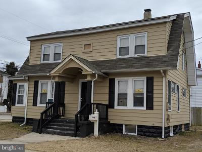 Millville Single Family Home Under Contract: 217 E
