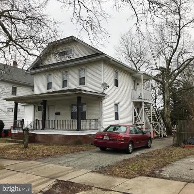 Vineland Multi Family Home For Sale: 55 Myrtle