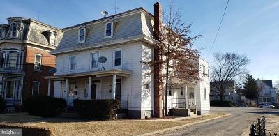 Millville Multi Family Home For Sale: 223 N 2nd Street