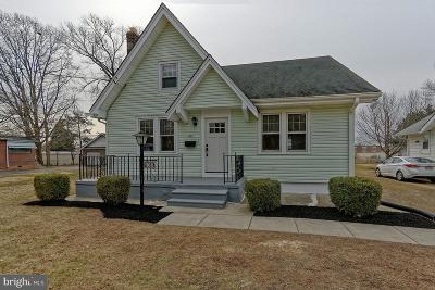 Vineland Single Family Home For Sale: 1165 Roberts Boulevard