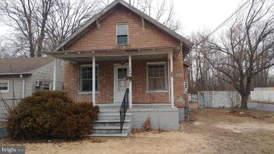 Millville Single Family Home For Sale: 400 Maurice Street