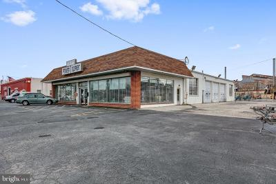 Millville Commercial For Sale: 1007 N High Street
