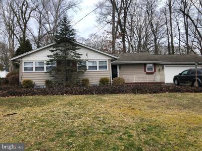 Bridgeton Single Family Home For Sale: 21 Northwest Drive
