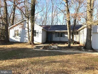 Bridgeton Single Family Home For Sale: 1484 Bridgeton Millville Pike
