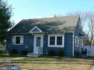 Vineland Single Family Home For Sale: 724 Yale
