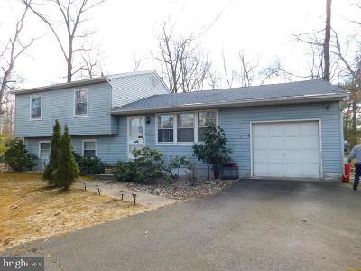 Millville Single Family Home For Sale: 2233 E Main Street