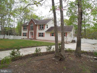 Vineland Single Family Home For Sale: 3396 Panther Road