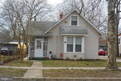 Vineland Single Family Home For Sale: 416 S 2nd Street