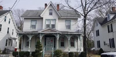 Bridgeton Single Family Home For Sale: 37 N Giles Street
