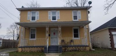 Cumberland County Multi Family Home For Sale: 815 Cherry E
