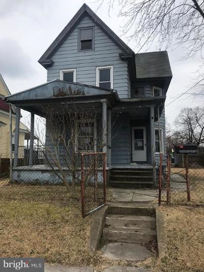 Millville Single Family Home For Sale: 709 E Main Street E