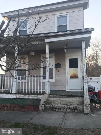 Millville Single Family Home For Sale: 130 N Brandriff Avenue
