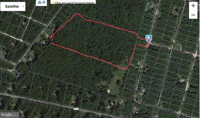 Millville Residential Lots & Land For Sale: Wilson Avenue