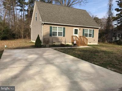 Millville Single Family Home For Sale: 219 Fern Road
