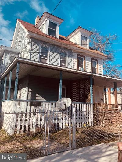 Millville Single Family Home For Sale: 420 E Broad Street E