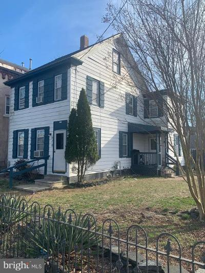 Millville Single Family Home For Sale: 620 Church Street