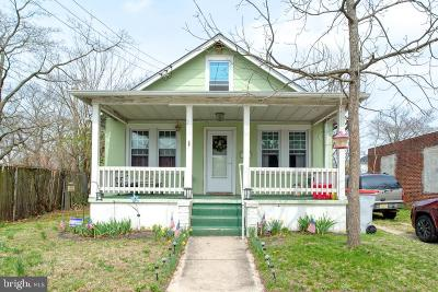 Vineland Single Family Home For Sale: 234 W Quince Street