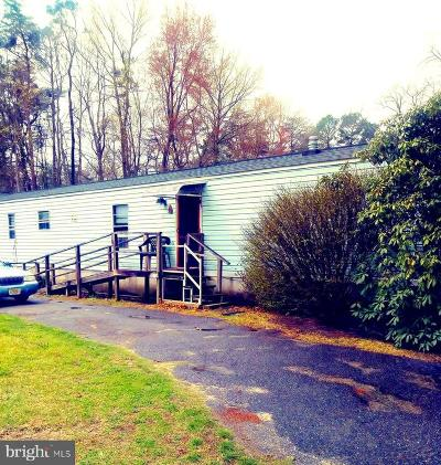 Millville Mobile/Manufactured For Sale: 527 Cherry Rd.